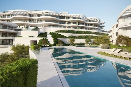 Uiterst luxe designer appartementen met schitterend uitzicht en concierge services