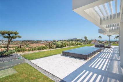 Schitterende design dakvilla's en appartementen met ieder een eigen privé zwembad op topklasse resort