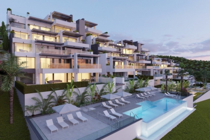 Stijlvolle designer appartementen met fantastische zeezichten!