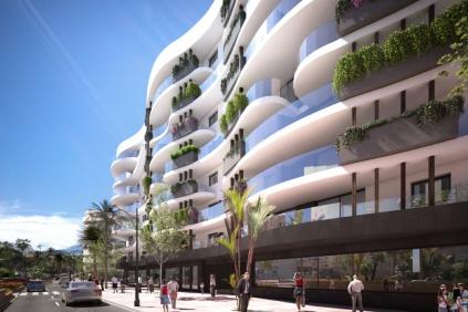 Design appartementen in het bruisende stadscentrum