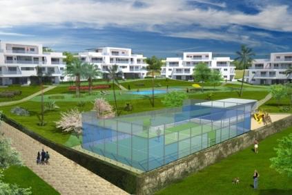 Moderne nieuwbouw appartementen bij Marbella
