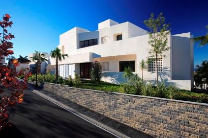 Zeer mooi design resort