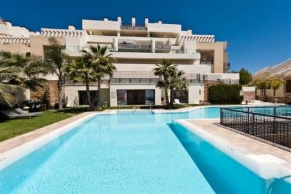 Schitterend design penthouse met zeezicht