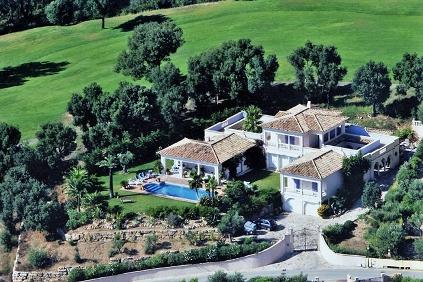 Schitterende luxueze villa met indrukwekkend uitzicht over de baai van St. Tropez