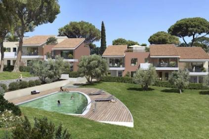 Moderne appartementen op geweldige locatie Mougins!