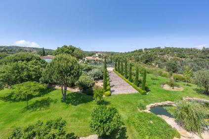 Schitterend landgoed met vier villa's nabij St. Tropez
