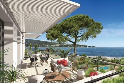 Direct aan zee: Luxe moderne appartementen met panoramisch zeezicht