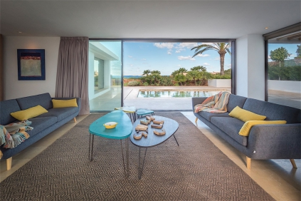 Fantastische 'Blakstad' villa met schitterend zeezicht aan de Westkust