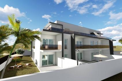 Moderne nieuwbouw appartementen dichtbij Talamanca strand en Marina Botafoch