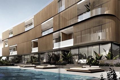 Schitterende designer appartementen in Talamanca
