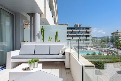 Modern nieuw appartement op A-locatie Ibiza stad