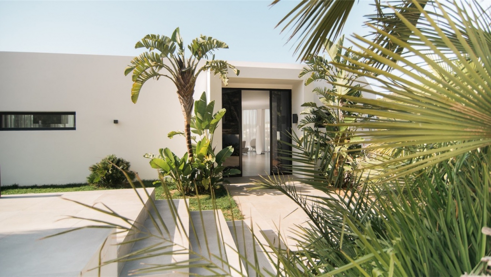Stunning desiger villa with a tourist licence and excellent sea views in Vista Alegre