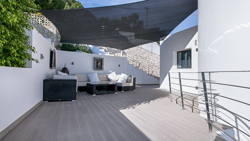 Beautiful modern villa in sought after location in Benissa for interesting price