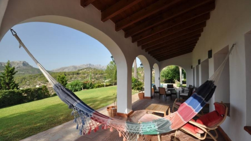 Stunning luxurious finca with beautiful views