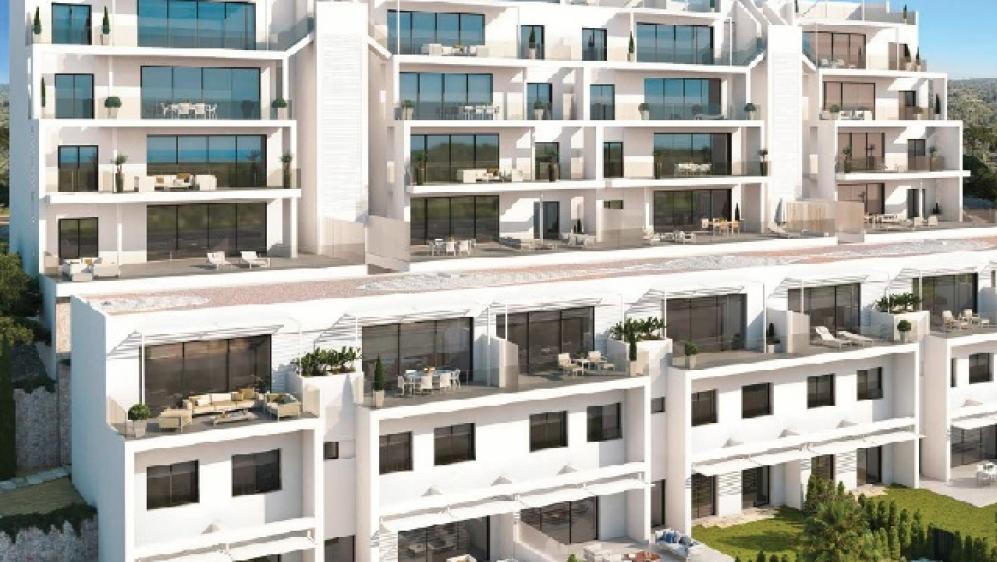 Fantastische design appartementen met vele faciliteiten