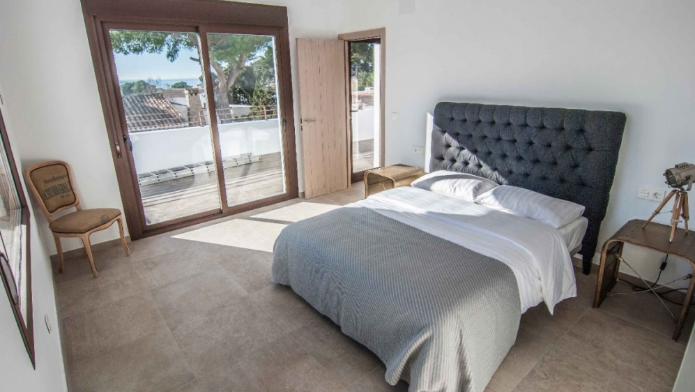Beautiful new build villa in excellent location Moraira