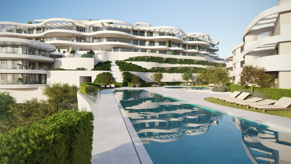 Stunning high end boutique development with concierge services and top facilities