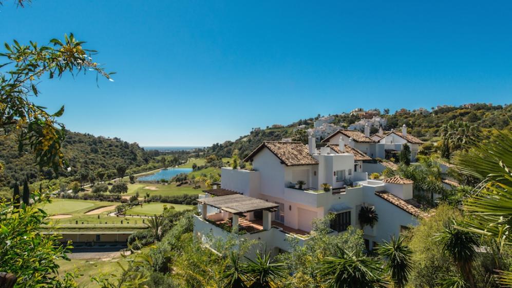 Schitterend duplex penthouse op La Quinta