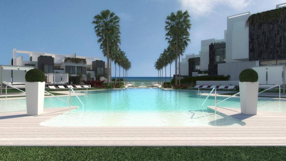 Topkwaliteit moderne strandhuizen aan zee!