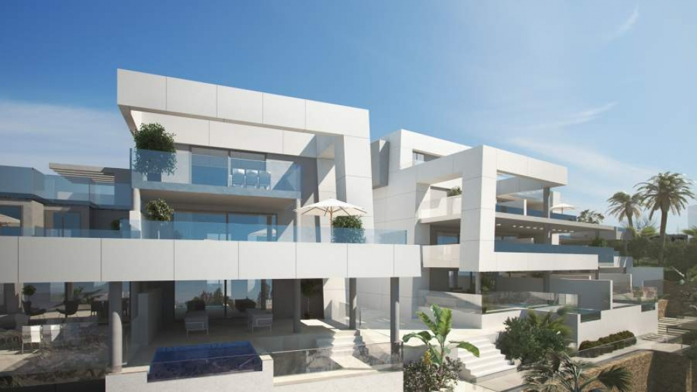 Schitterende design appartementen met prachtig zeezicht!