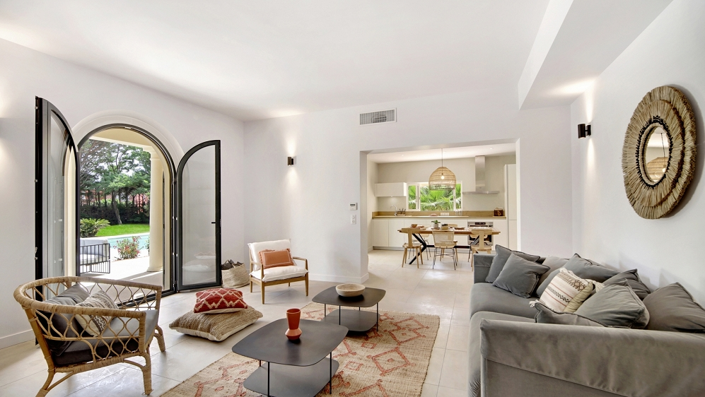 Boutique project met 8 luxe appartementen in privé park nabij de Golf van Saint Tropez