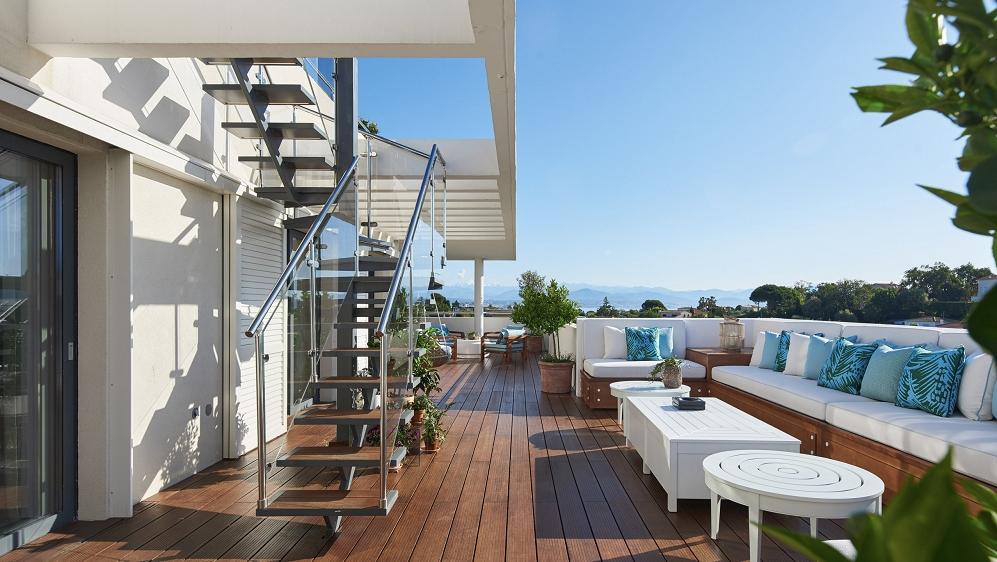 Ultra luxe designer appartementen en penthouses met 5* hotelservices op Cap d'Antibes