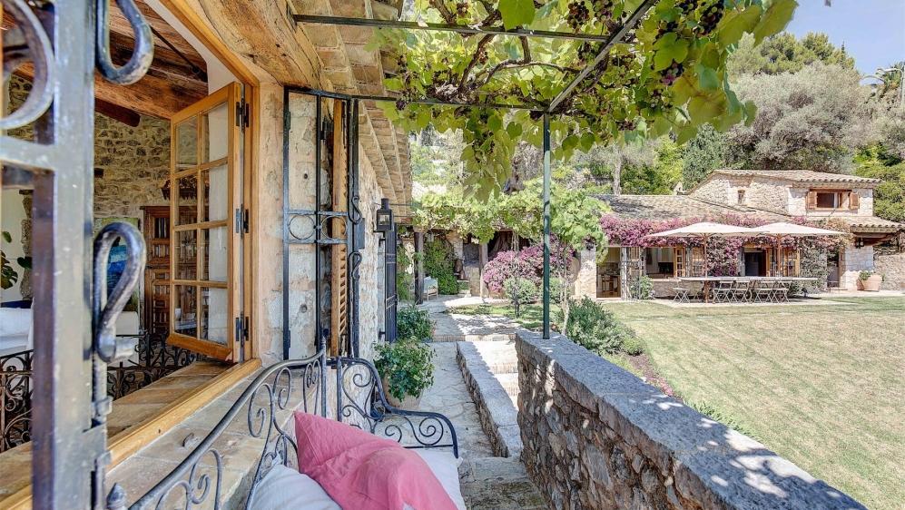 Schitterend authentiek landhuis op loopafstand van Saint Paul de Vence