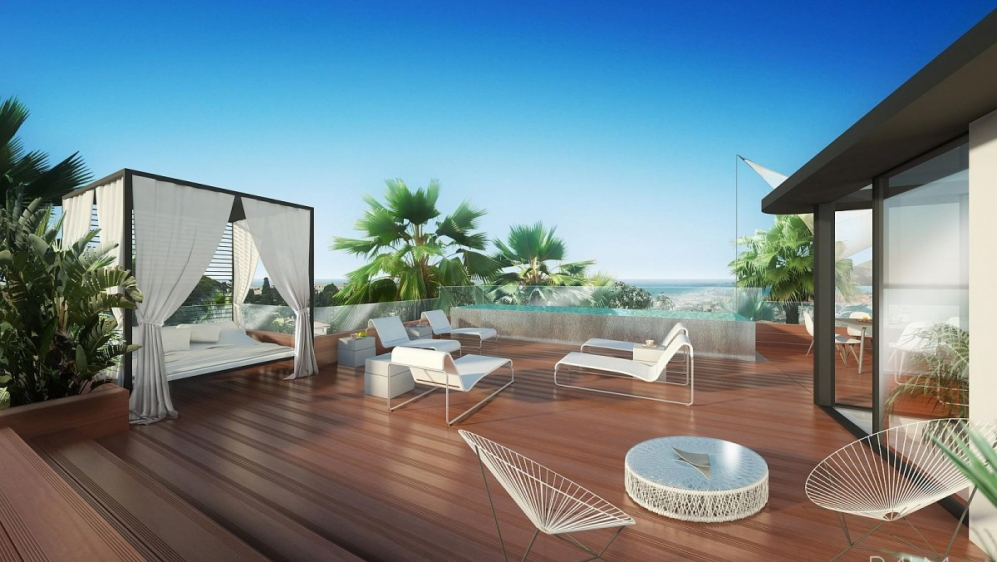 Ultiem luxe resort in Cannes