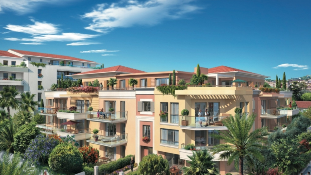 New apartments in Cannes Palm Beach