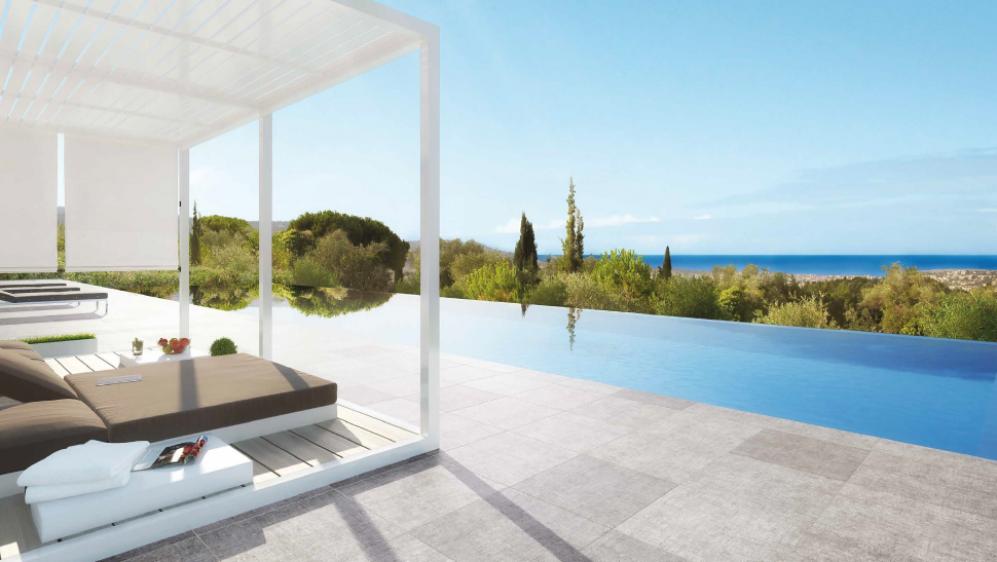 Fantastische design woningen met panoramisch zeezicht