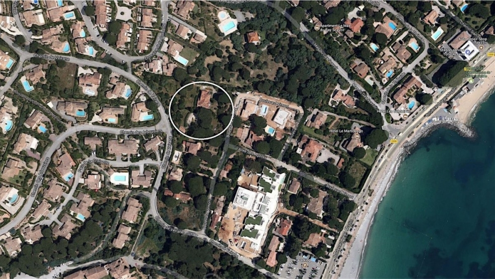 Stunning new development in Sainte Maxime