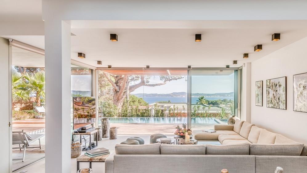 Hightech design woningen met schitterend zeezicht!