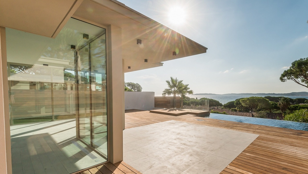 Stunning design apartment-villas with beautiful sea views