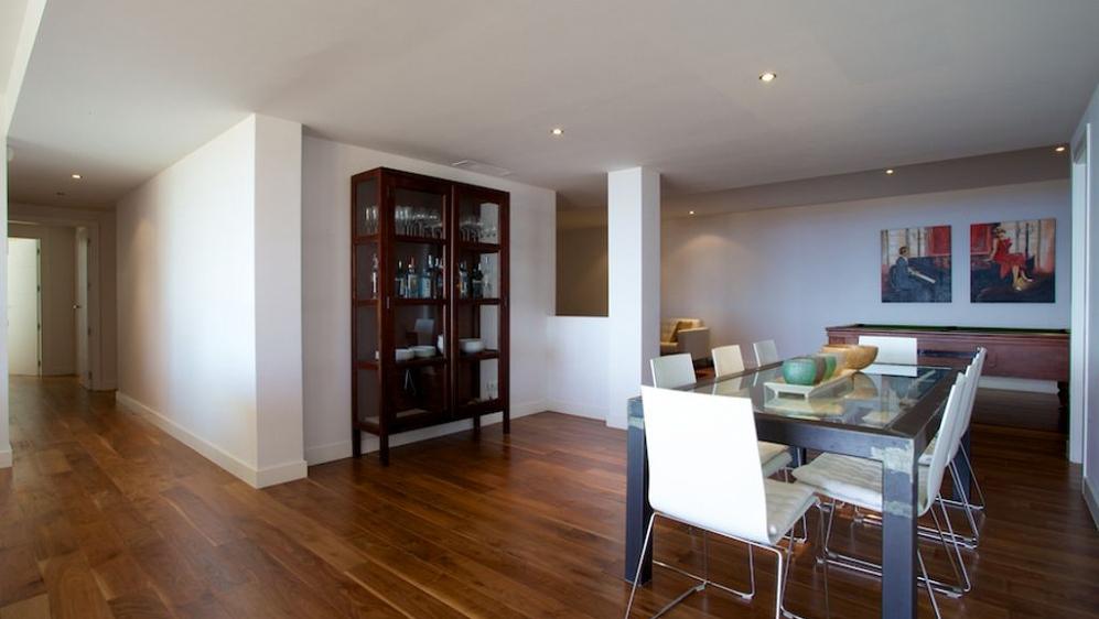 Schitterend 4 slaapkamer appartement met spectaculair uitzicht op Es vedra
