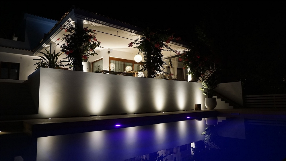 Top quality villa in gated community close to Ibiza town