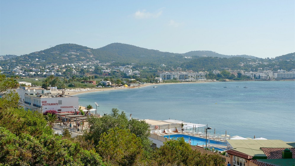 Schitterend ruim zeezicht appartement aan het strand van Talamanca