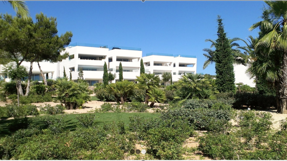 Stunning penthouse for sale in Es Pouet, Talamanca