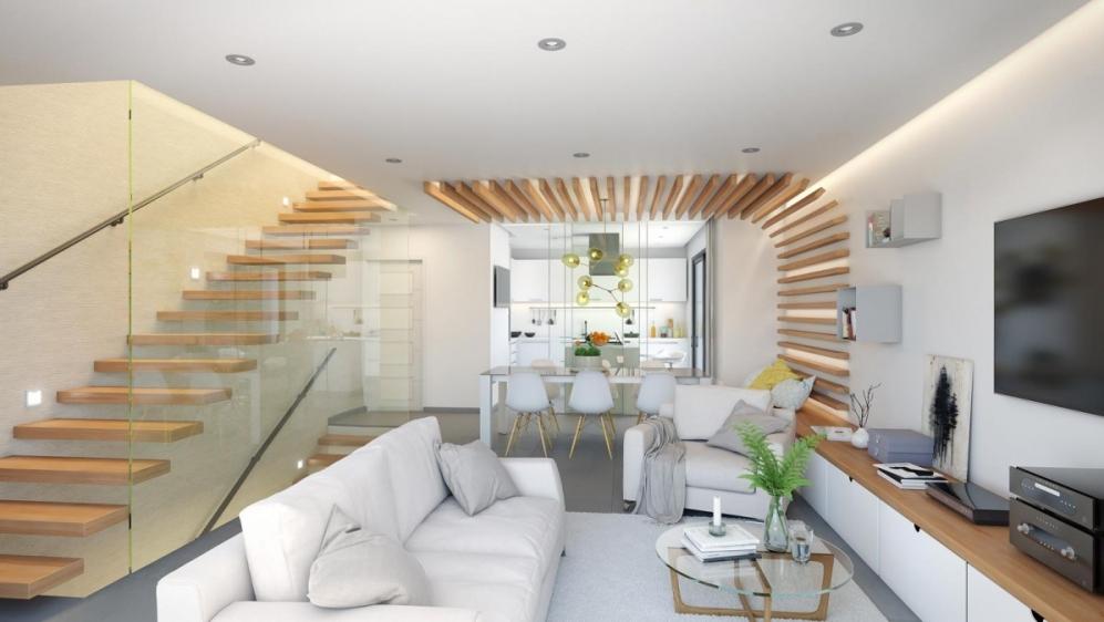 Moderne nieuwbouw villa's te koop in Talamanca
