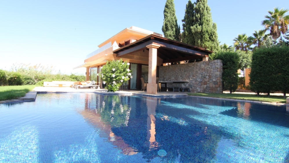 Beautiful villa for sale in Talamanca, Ibiza