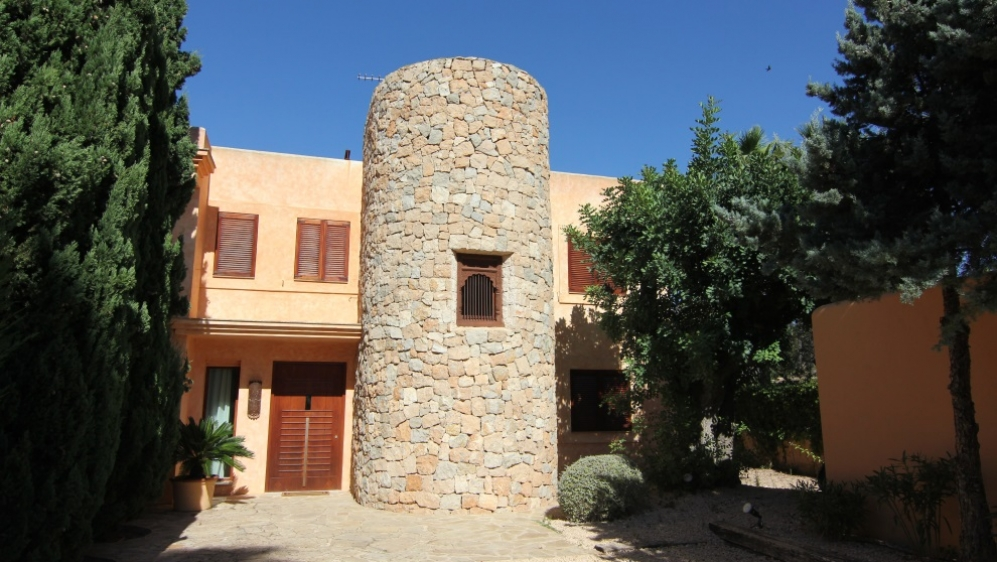 Charmante villa op zeer centrale locatie in Talamanca
