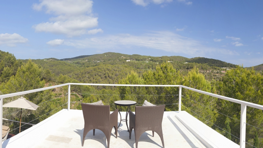 Gorgeous Ibiza villa offering charm, space and privacy!